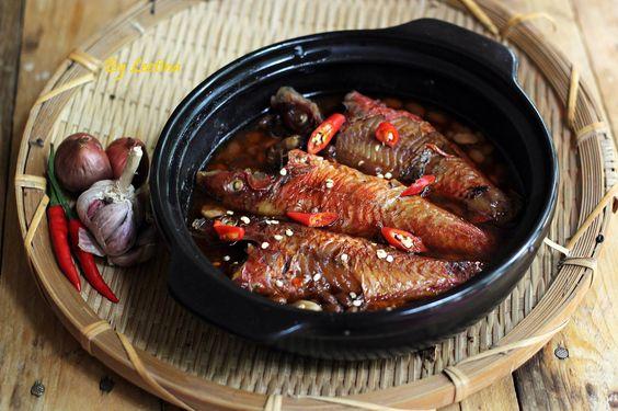 Cá Phèn Kho Tộ Panda Food