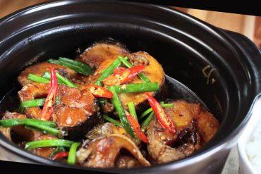 Cá lóc kho tộ món ăn ngon cho gia đình Việt