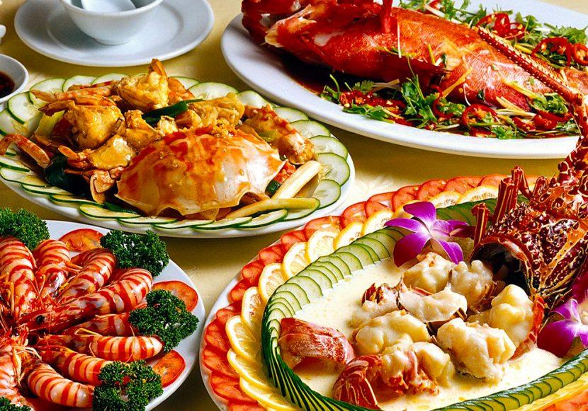 quán ăn ngon trên đường nguyễn đình chiểu - Ngọc Sương Quán